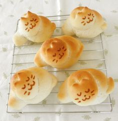 Adorable! Now who would dare eat them?