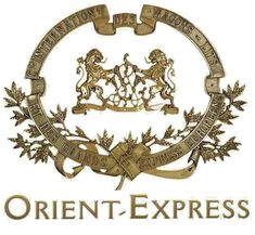 Orient-Express Crest -Pure Luxury at its best!