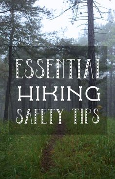 With proper preparation and a few hiking safety tips you can significantly increase your chances of returning safely from the wilderness. Thru Hiking, Hiking Tips, Camping And Hiking, Hiking Gear, Camping Hacks, Outdoor Camping, Wilderness Survival, Survival Prepping, Survival Skills
