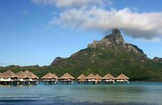 Photo tour: Bora Bora