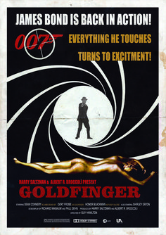 My version of Goldfinger (1964)