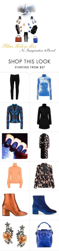 """No Imagination"" by sinmrn ❤ liked on Polyvore featuring TIBI, Joseph, Sies Marjan, Salvatore Ferragamo, Miss Selfridge, Dsquared2, Yves Saint Laurent and Amrapali"