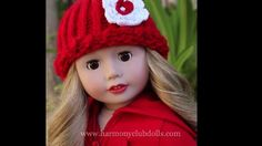 The 18 inch Doll Collection by Harmony Club Dolls. Visit our online store at http://www.harmonyclubdolls.com