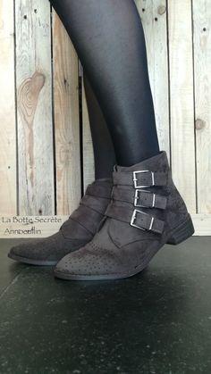 1d75f5b738dc Chaussures Femme · Bottines Vanessa Wu chez La Botte Secrète Annoeullin  #chaussuresfemme #LaBotteSecrète #shoes #annoeullin