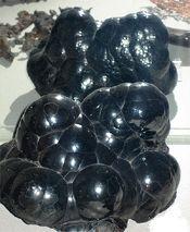 Hematite is a metallic gray iron oxide mineral ❦ CHRYSTALS ❦ semi precious stones ❦