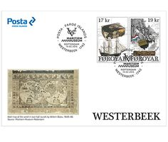 Cover with special cancellation Maritiem Museum