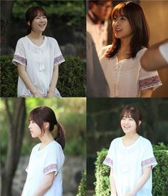 """Oh My Ghostess"" Park Bo-yeong's lovely eyes @ HanCinema :: The Korean Movie and Drama Database"