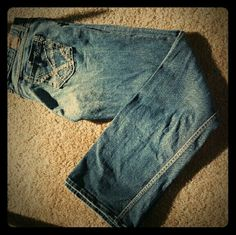 Bke jeans These jeans are boot cut so they are perfect for the fall and winter paired with boots, a cozy sweater, a cute scarf and a latte ;) great condition, worn only a few times! BKE Pants Boot Cut & Flare