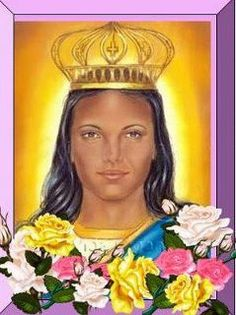 "Santa Sara. Let her be a queen! Am I the only one to dislike the fact that she is mentioned as the ""servant"" of the two Marys in the Bible?"