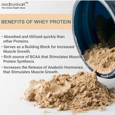 #Medisys #FitTips  #Benefits of #WheyProtein