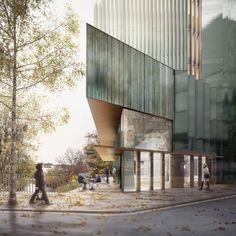 Forbes Massie / 3D Visualisation Studio / London - Work - Metropolitan Workshop / Mapleton Crescent