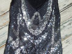 $200. www.lavidrierita.com.ar Musculosa de lentejuelas plateadas para usar con cualquier outfit de día o de noche. La Vidrierita. Elegís, comprás y te llega a tu casa!