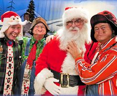 Baldknobbers Jamboree Christmas Show in Branson. Now thru Dec. 29!