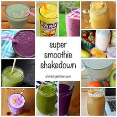about Smoothies & Flavoured Waters on Pinterest | Smoothie, Smoothies ...