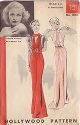 Hollywood Pattern  Ginger Rogers