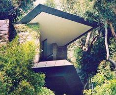 John Lautner - Wolff House - 1961