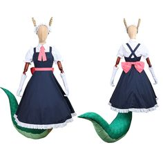Image result for tohru dress dragon