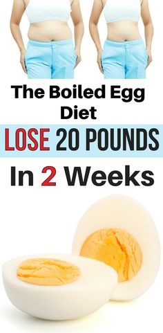 Every person who struggles with losing weight is looking for an effective weight loss method. You should know that you don't need to starve yourself in order to lose weight. Leading a healthy life means you should include as many healthy foods as you can in your everyday life. The boiled egg diet you can