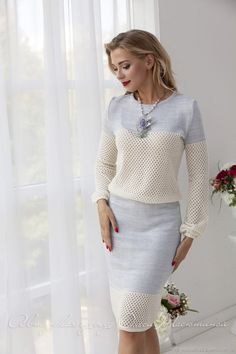 Winter Dresses, Casual Dresses, Fashion Dresses, Cute Little Girl Dresses, Embroidery On Clothes, Crochet Coat, Sweater Knitting Patterns, Suits For Women, Clothes For Women