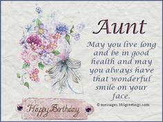 I wish you all the love happy birthday wishes card for aunt with birthday wishes for aunt m4hsunfo Gallery