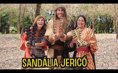 Sandália Jericó - DESCONFINADOS - YouTube