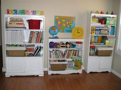 Homeschool Organization + {Storage,Spaces and Learning Places Part 3}