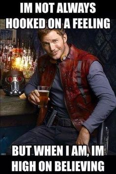 Peter Quill / Star Lord GOTG