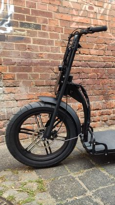 Scooter Bike, Kick Scooter, Bicycle, Motorised Bike, Street Bob, Expedition Vehicle, Electric Scooter, Diy Home Improvement, Drones