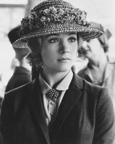 """Beautiful Julie Andrews as Millie in """"Thoroughly Modern Millie""""."""