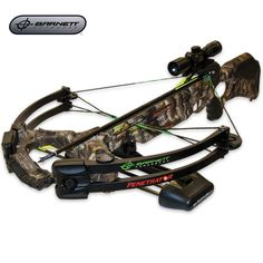 Barnett Crossbows Penetrator Crossbow Package