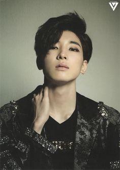 SEVENTEEN Bias - Wonwoo Perfect guy, always a cutie especially with Mingyu~~