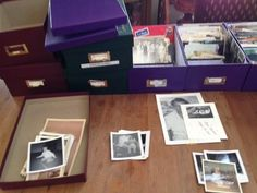 Olive Tree Genealogy Blog: Easy Steps to Organizing, Scanning, Preserving & Sharing Family Photos
