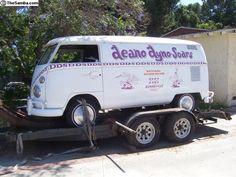 1965 Deano DDS Panel Van   Price: $13,500