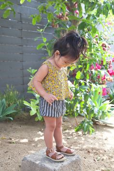 always love a good mix and match.  #estella #kids #fashion