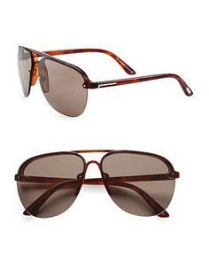 d8116d9db17 Tom Ford Eyewear Wilder Aviator Sunglasses...I want them Sunglasses 2016