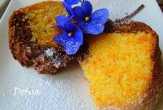 Sweet Cakes, Cornbread, Food And Drink, Pudding, Sugar, Treats, Breakfast, Ethnic Recipes, Desserts