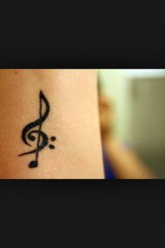 Treble tattoo