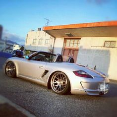 #boxster  # 987  #porsche  # porscheboxster  # farhrenac  #farhren. com  #lowered #bcforged If you're looking to sell your Porsche Boxster and want the best price visit the cash fo cars comparison site dealerbid. - Read more info here http://www.dealerbid.co.uk/sell-my-porsche.php