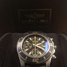 Breitling Super Ocean Chrono II at a huge discount - Save £££'s http://www.globalwatchshop.co.uk/breitling-super-ocean-chronograph-ii.html?utm_content=buffered912&utm_medium=social&utm_source=pinterest.com&utm_campaign=buffer 1 in stock