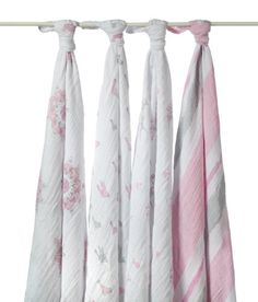 Someone told me these are the absolute best baby blanket for swaddling. Buy and divide? Aden + Anais Muslin Baby Wraps 4 Pack For The Birds Swaddle 2035 Muslin Blankets, Muslin Swaddle Blanket, Swaddle Wrap, Swaddling Blankets, Baby Swaddle, Receiving Blankets, Baby Body Temperature, Baby Wraps, Decoration