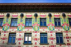 Otto Wagner, Kaiser Franz, U Bahn, Design Movements, Museum, Art Nouveau, Urban Park, Pictures, Ideas