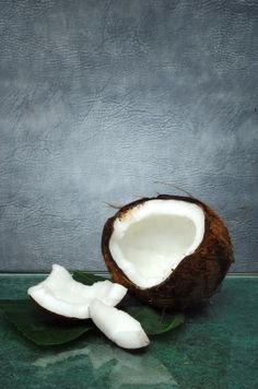 Coconut oil has many
