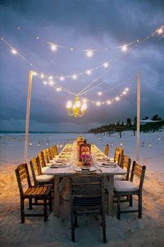 30 Beach Themed Wedding Projects  DIY Inspiration | Confetti Daydreams http://www.confettidaydreams.com/diy-beach-themed-wedding-inspiration/