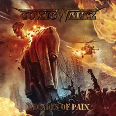 Toxic Waltz - Decades Of Pain 4/5 Sterne