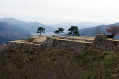 """Takeda Castle – """"The Castle in the Sky"""""""