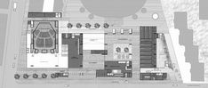 Floor Plan : Università Luigi Bocconi | Grafton Architects
