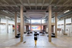 Lacaton & Vassal's Lesson in Building Modestly,Palais de Tokyo Expansion / Lacaton & Vassal. Image © 11h45