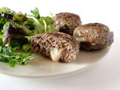 greeked stuffed meat balls