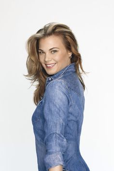 Gina Tognoni in The Young and the Restless Gina Tognoni, Young And The Restless, One Life, Picture Photo, Chambray, Indigo, Beautiful Women, Style Inspiration, Actresses