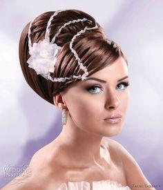 wedding hair makeup eyeliner